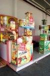 gerobak franchise teh popcorn